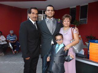 La boda de Andrea Carolina  y Fernando 1