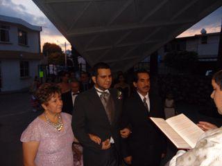 La boda de Andrea Carolina  y Fernando 2