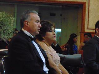 La boda de Andrea Carolina  y Fernando 3