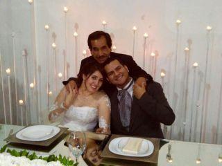 La boda de Andrea Carolina  y Fernando