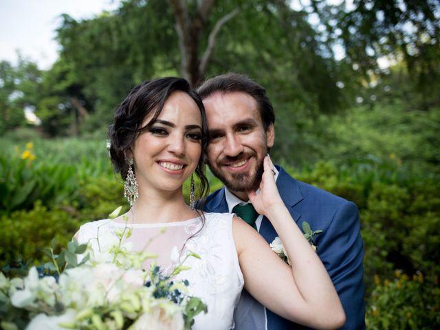 La boda de Katherina y Manuel