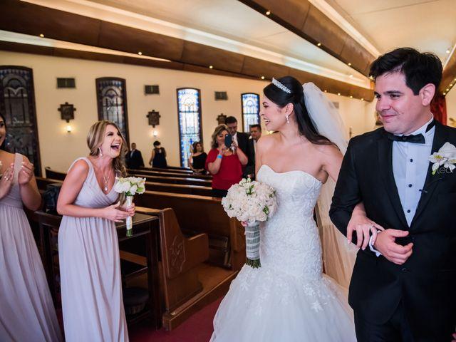 La boda de Verónica y Yoel