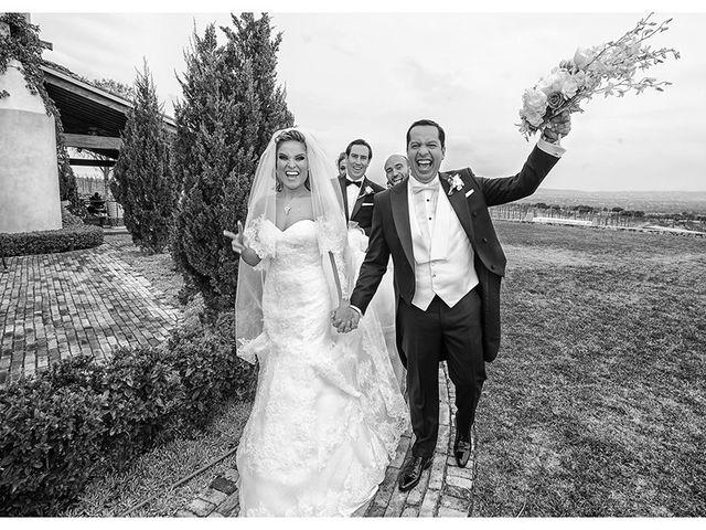 La boda de Juliana y Carlos
