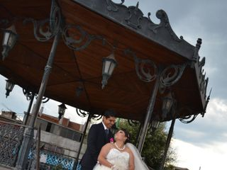 La boda de Mayra y Leonardo 1