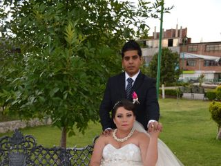 La boda de Mayra y Leonardo 2