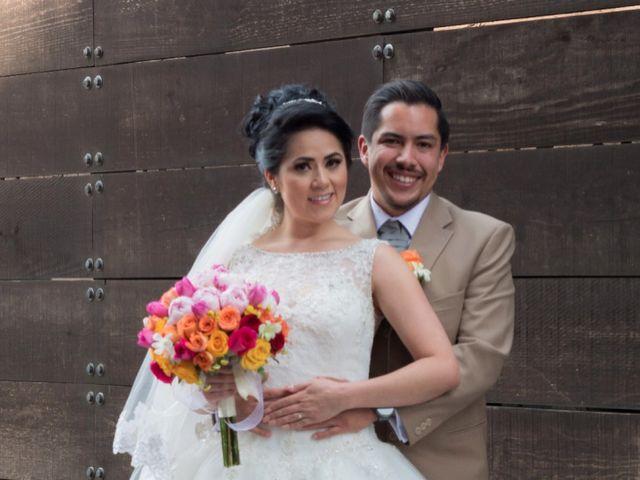 La boda de Lorena y Jorge