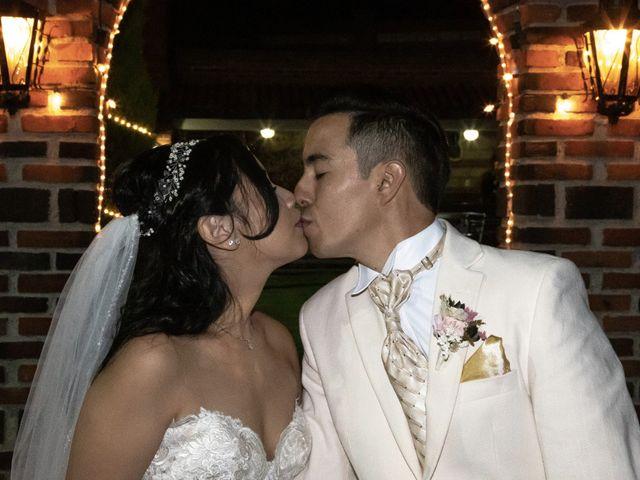 La boda de Midori y Genaro