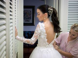 La boda de Paulina y Rodrigo 3