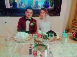 La boda de Jerusalén  y Samuel