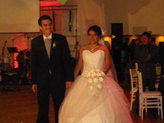 La boda de Pamela y Aldo