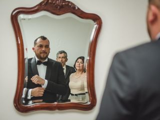 La boda de Jessica y Rene 1