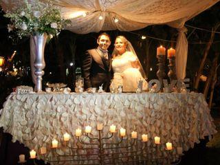 La boda de Ana Laura y Migraim