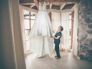 La boda de Andrea y Pavel 2