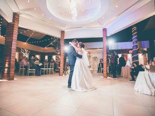 La boda de Andrea y Pavel