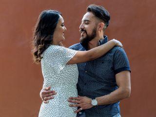 La boda de Gabriela y René 1