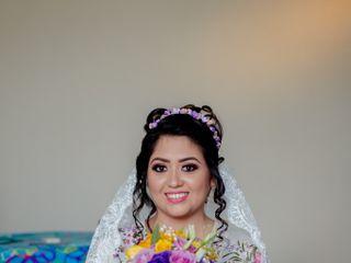 La boda de Valeria y Fernando 3