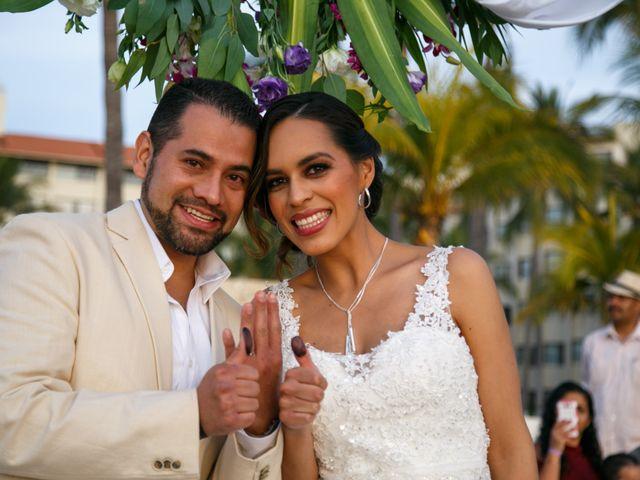 La boda de Judyth y Andrés