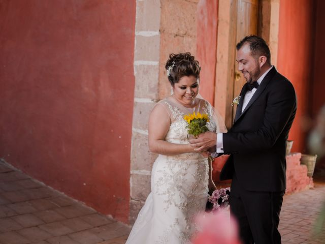 La boda de Jessica y Rene