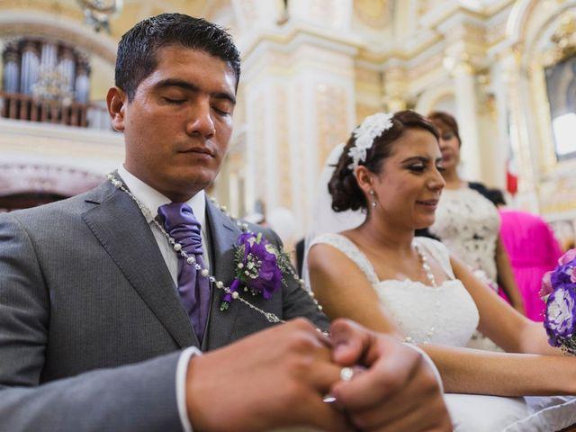 La boda de Ana y Omar