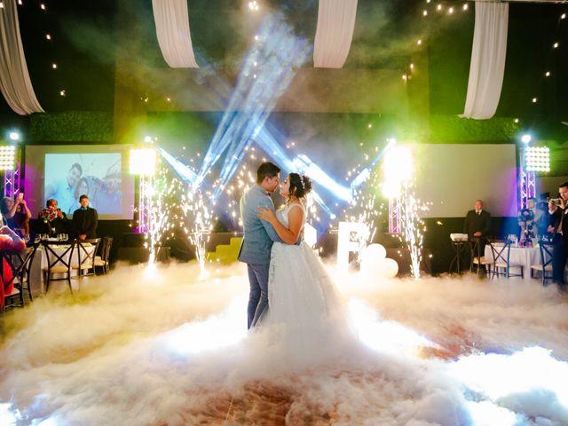 La boda de Valeria y Fernando