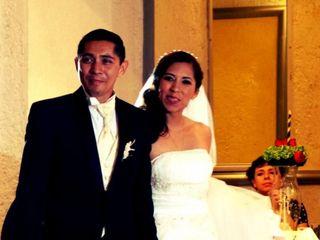 La boda de Nydia y Daniel