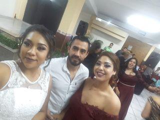 La boda de Karla y Claudio 1