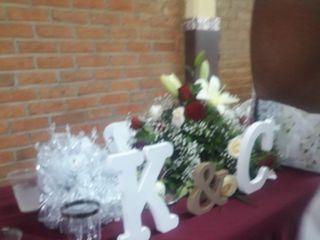 La boda de Karla y Claudio 2