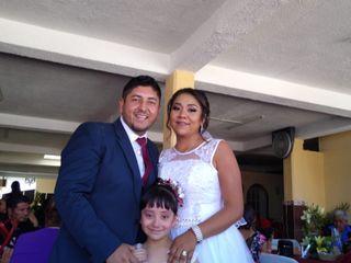 La boda de Karla y Claudio