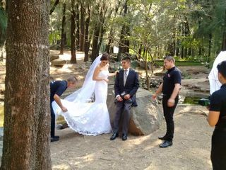 La boda de Laura  y Ricardo  2