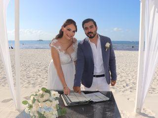 La boda de Katia  y Isaac