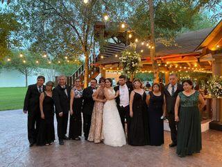 La boda de Cynthia y Fuad 1