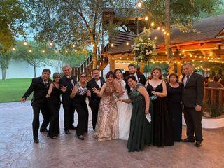 La boda de Cynthia y Fuad