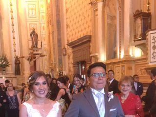 La boda de Luis Alberto   y Abilene   1