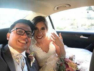La boda de Luis Alberto   y Abilene