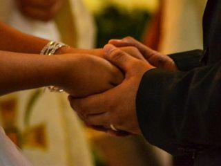La boda de Sarahi y Luis 1
