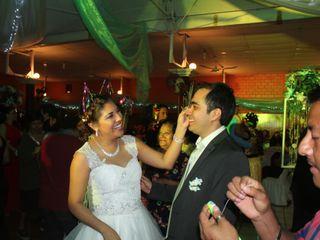 La boda de Sarahi y Luis 2
