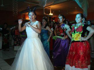 La boda de Sarahi y Luis 3