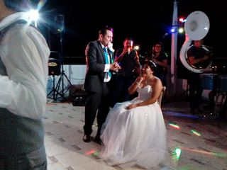 La boda de Diana  y Javier  2