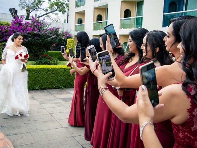 La boda de Jaime y Karen en Cholula, Puebla 16