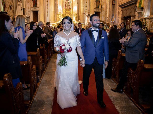 La boda de Jaime y Karen en Cholula, Puebla 20
