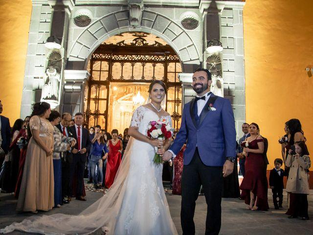 La boda de Jaime y Karen en Cholula, Puebla 21