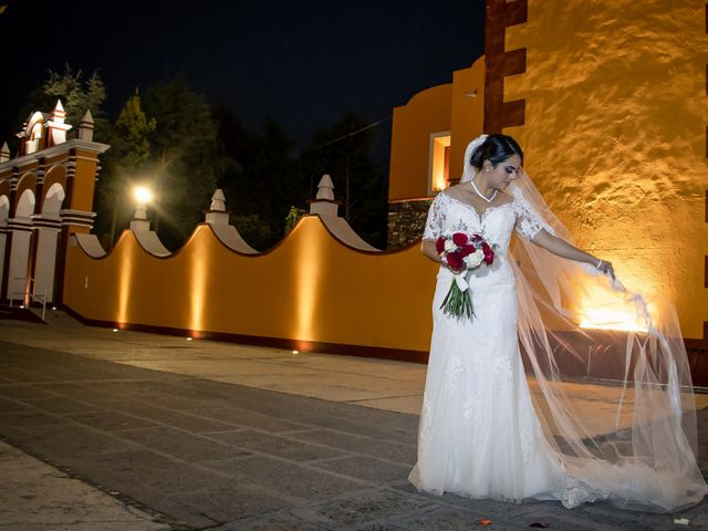 La boda de Jaime y Karen en Cholula, Puebla 22