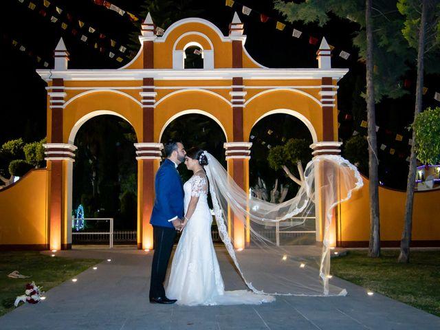 La boda de Jaime y Karen en Cholula, Puebla 24