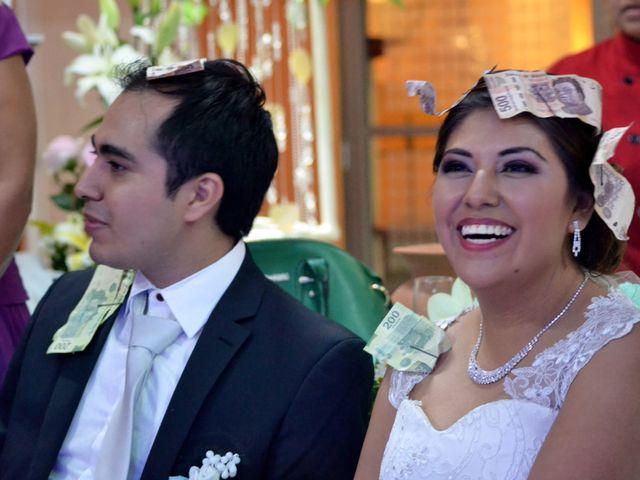 La boda de Luis y Sarahi en Coatzacoalcos, Veracruz 5