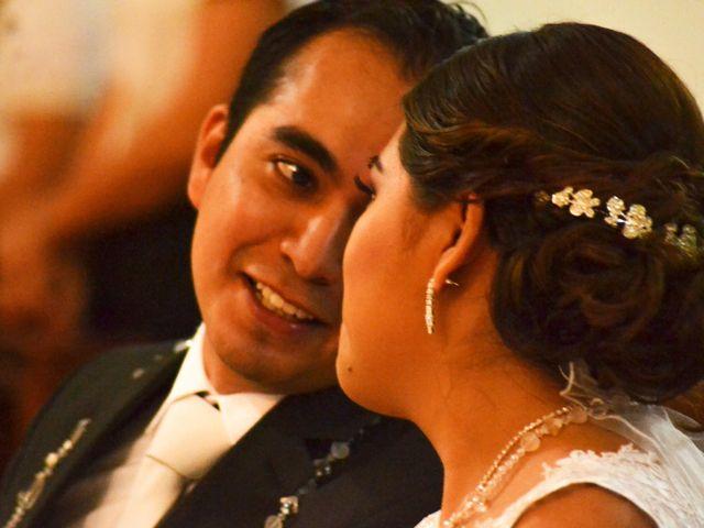 La boda de Luis y Sarahi en Coatzacoalcos, Veracruz 8