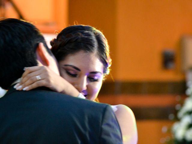 La boda de Luis y Sarahi en Coatzacoalcos, Veracruz 9