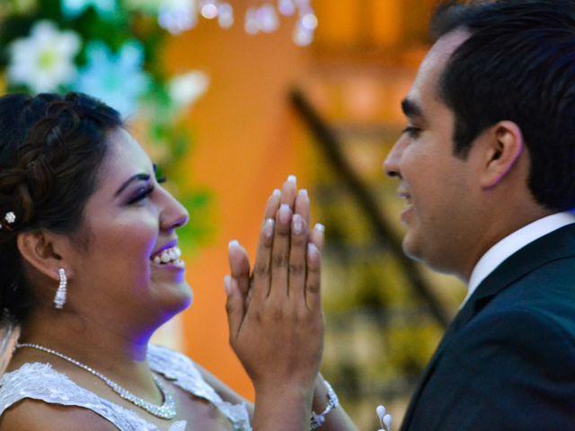 La boda de Luis y Sarahi en Coatzacoalcos, Veracruz 10