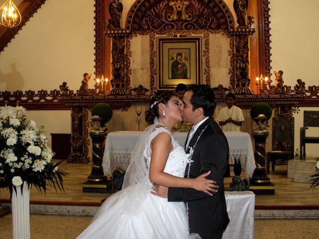 La boda de Sarahi y Luis