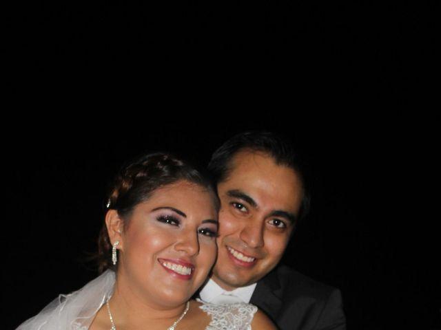 La boda de Luis y Sarahi en Coatzacoalcos, Veracruz 13