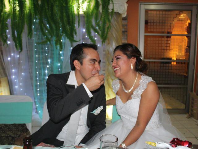 La boda de Luis y Sarahi en Coatzacoalcos, Veracruz 19